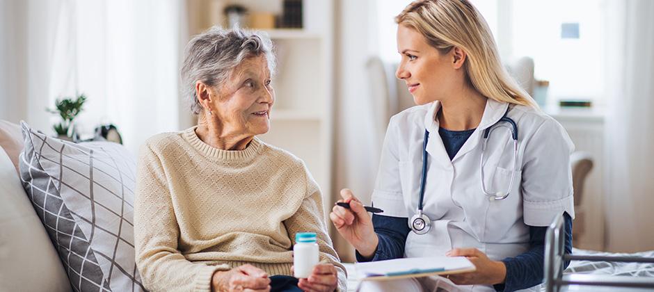 Multisjuka äldre är en växande patientgrupp som kräver ett individanpassat multiprofessionellt omhändertagande