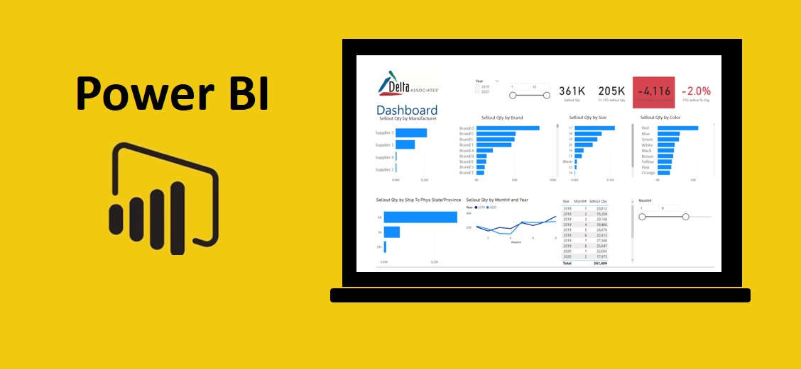 Power BI is must have skill for category managers and business analysts. If you analyze data for Walmart, Target, Amazon or any large retailer then you should be using Power BI.