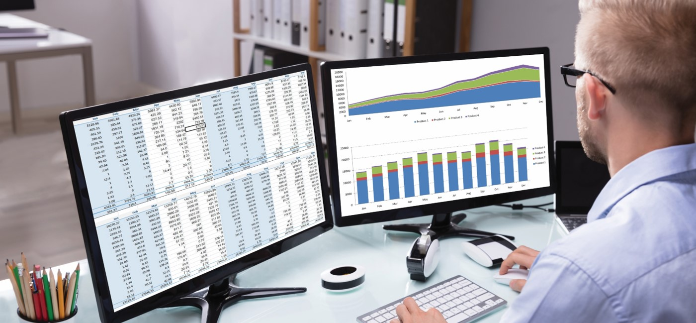 Excel training - You will learn what you need to know with excel to become more efficient and effective, not what is nice to know. You should never use a 3D chart so we will not teach you how to create one.