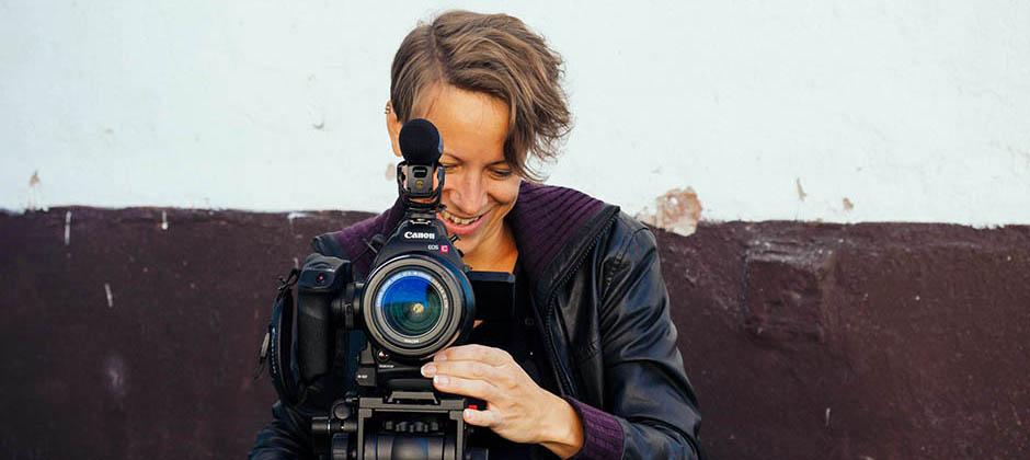 Lär dig filma och videoredigera
