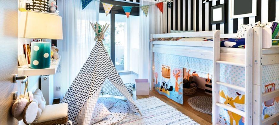 Interior Design - Kids Rooms
