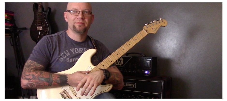 Electric Guitar Fast Track