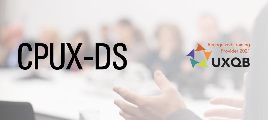Designing Solutions (CPUX-DS)