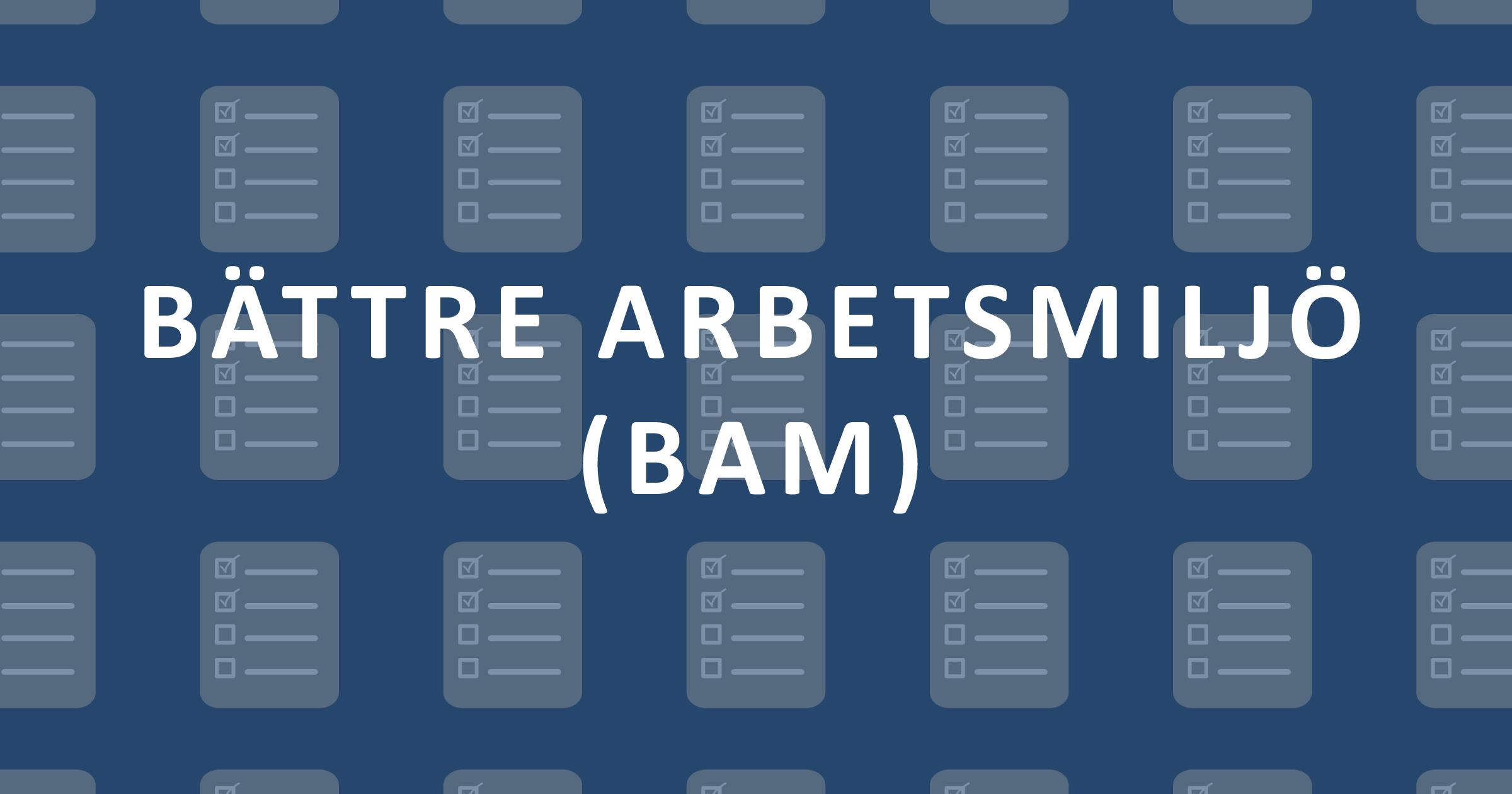 Bättre Arbetsmiljö (BAM) | Eldupphör