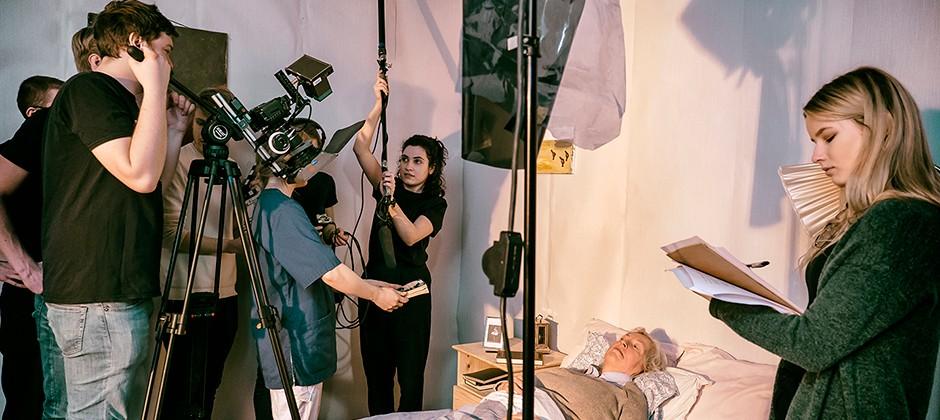 Praktisk filmutbildning