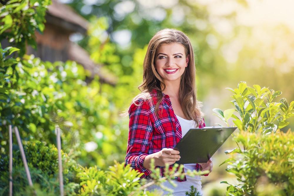 Trädgårdsskötare online