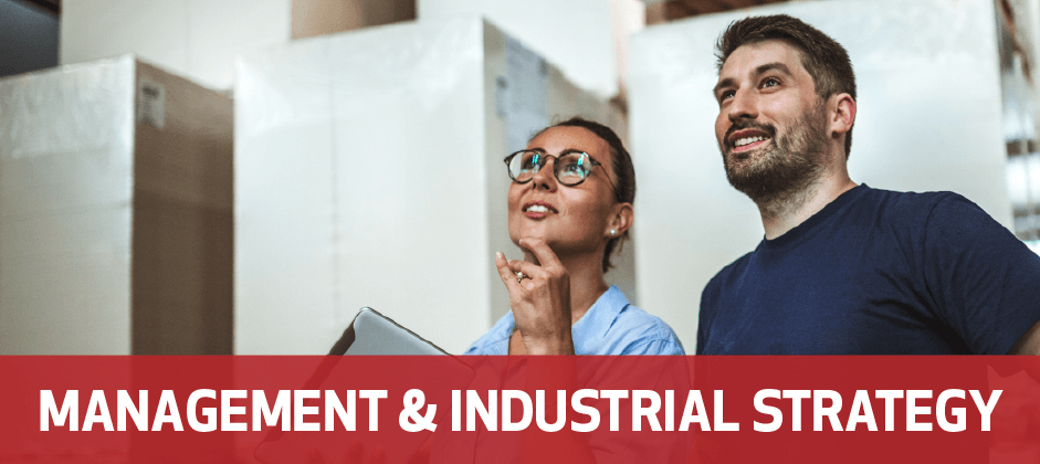 Master in Management and Industrial Strategy