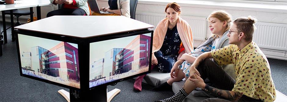 Digitaalisen muotoilun koulutus (AMK)