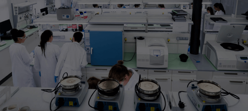 Master's Degree in Analytical Chemistry
