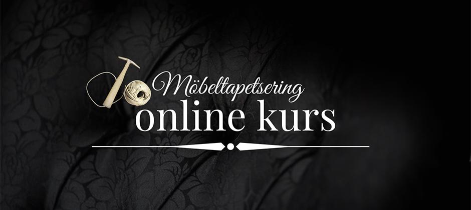 Möbeltapetsering online kurs