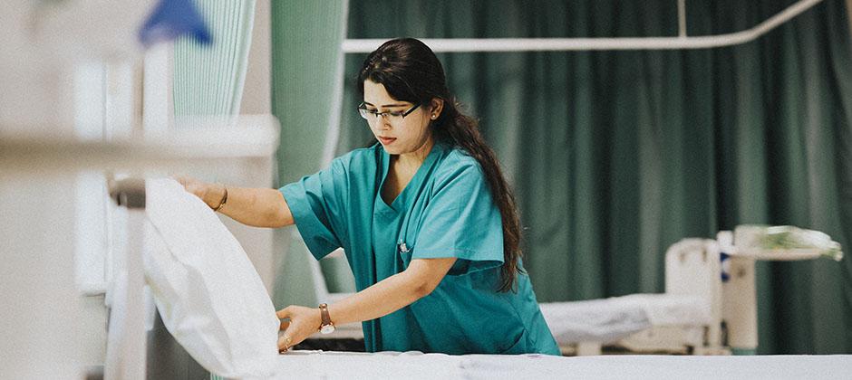 Specialistundersköterska inriktning palliativ vård yrkeshögskoleutbildning