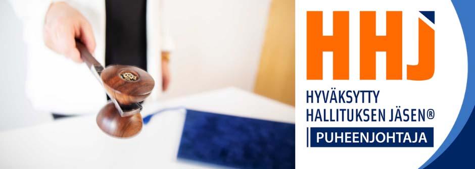 HHJ®-Puheenjohtajakurssi