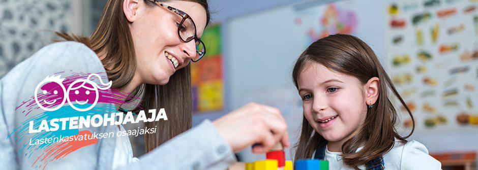 Kasvatus- ja ohjausalan perustutkinto   lastenohjaaja