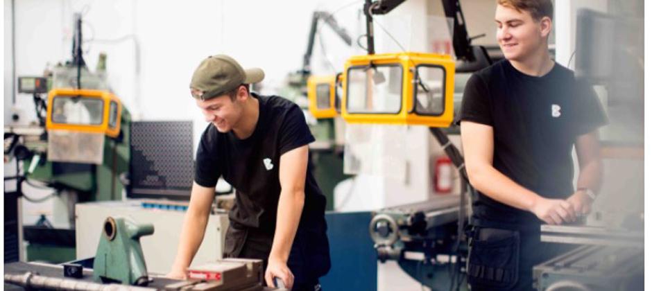Industritekniska programmet, Driftsäkerhet & underhåll