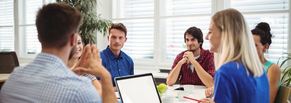 Arvostava työyhteisö / Luotain Consulting Oy