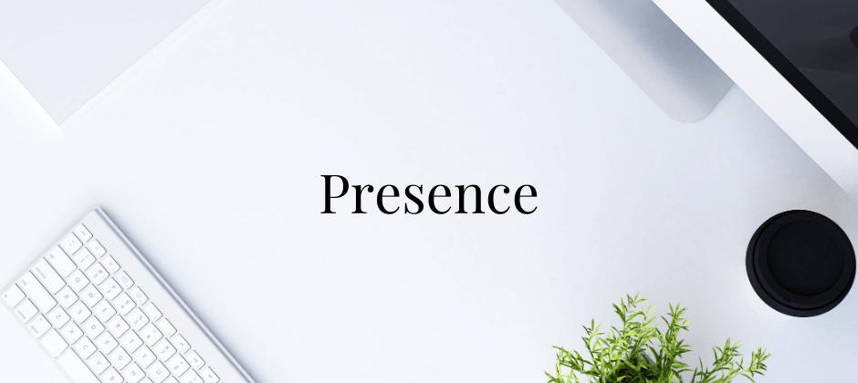 Personal Presence