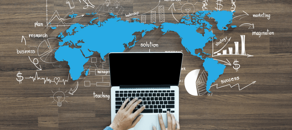 Working Virtually With the World