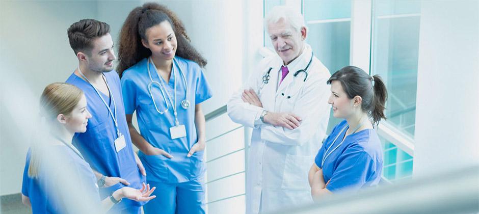 Naturheilkunde & komplementäre Medizin (M.Sc.) Master berufsbegleitend