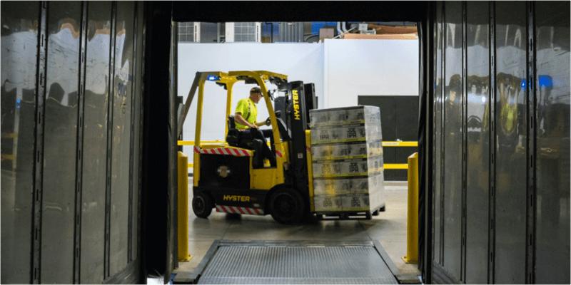 Företagsanpassade Truckutbildningar