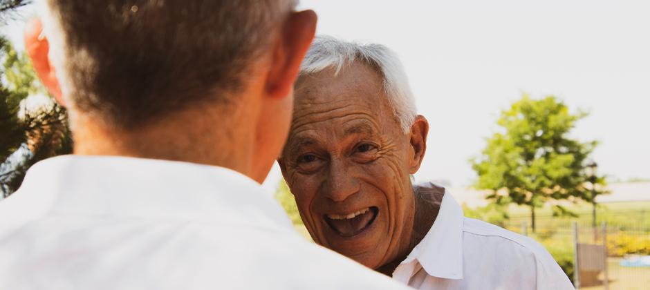 Bemötande inom äldreomsorgen