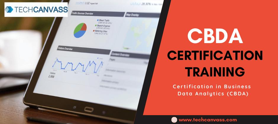 Certification in Business Data Analytics
