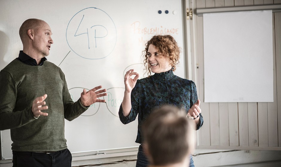 Digitala möten – presentationsteknik