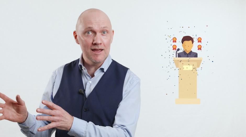 Digitala möten – presentationsteknik (onlinekurs)