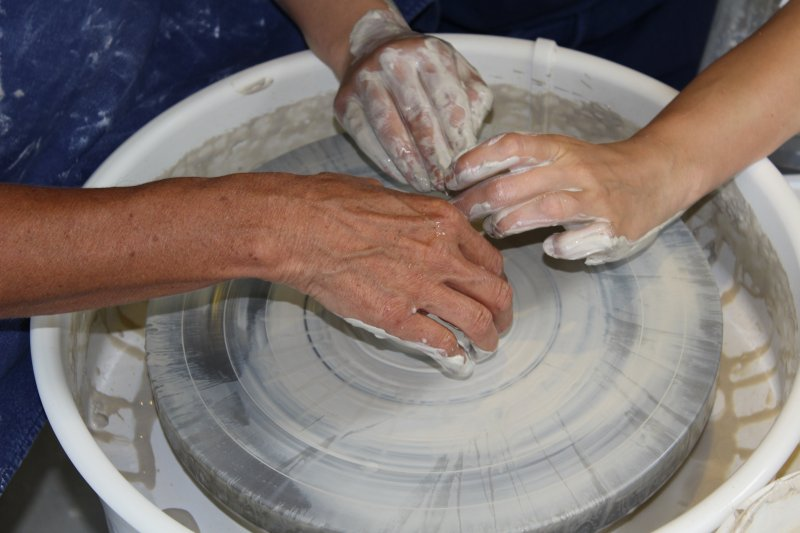 Digitalt interaktiv keramikkurs