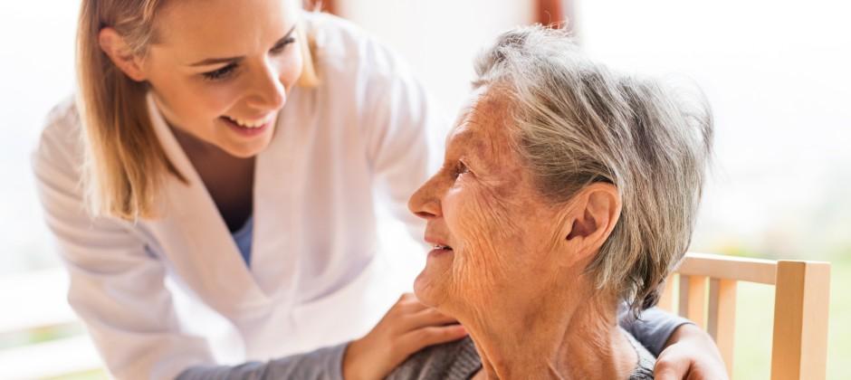 Kompetenskurs: Äldrevård för USK
