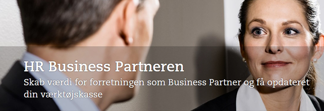 HR Business Partneren