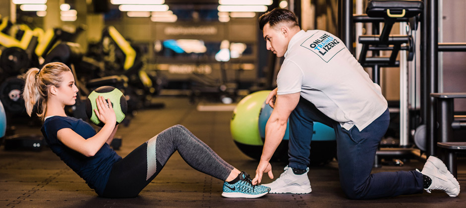 Personal Trainer Ausbildung