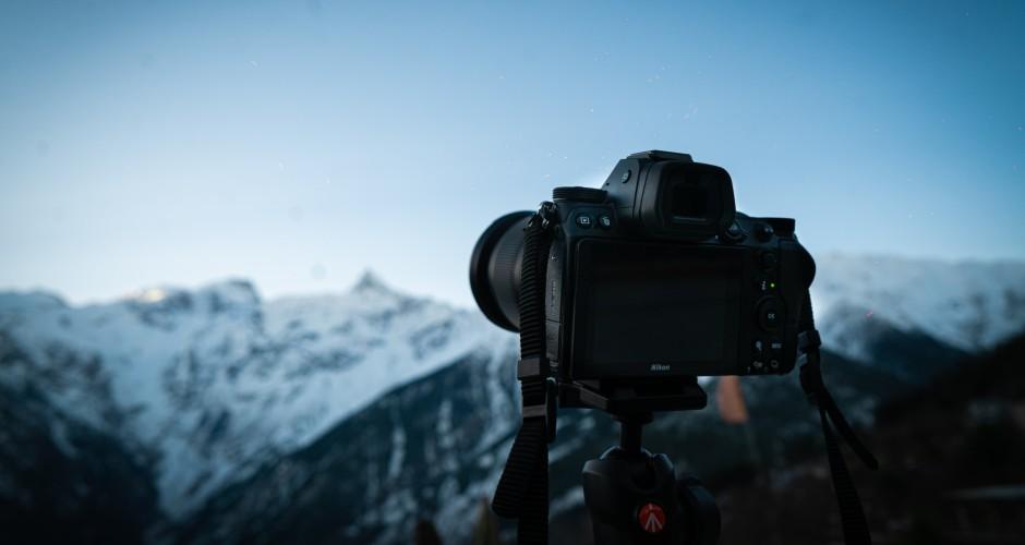 Grundkurs i landskapsfotografi Distans Live
