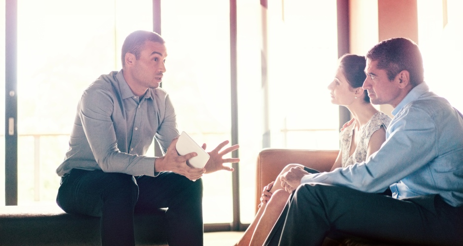Diplomerad Par-/relationsterapeut