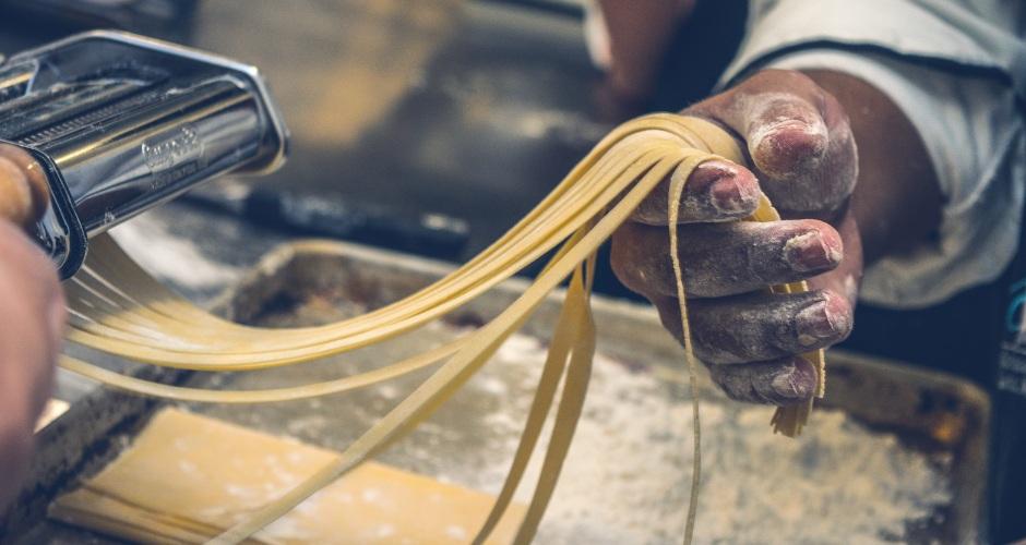 Italiensk matlagningskurs - Pasta kurs