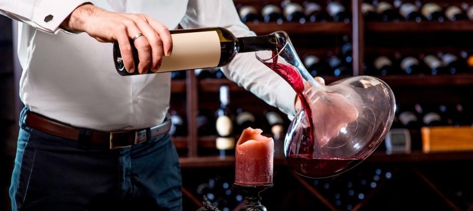 Bli en mästare på vinprovning