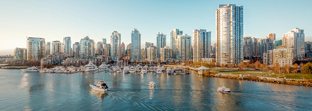 EF Opintovuosi ulkomailla | Vancouver / EF Education First