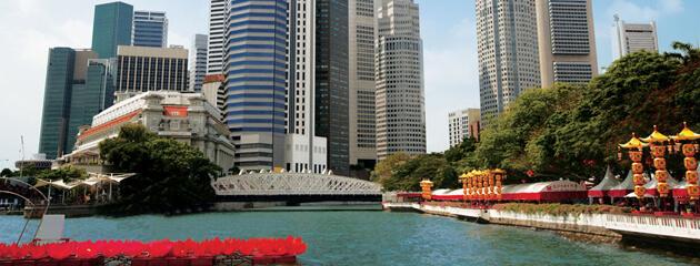 Opintovuosi ulkomailla | Singapore / EF Education First