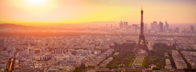 EF Opintovuosi ulkomailla   Pariisi / EF Education First