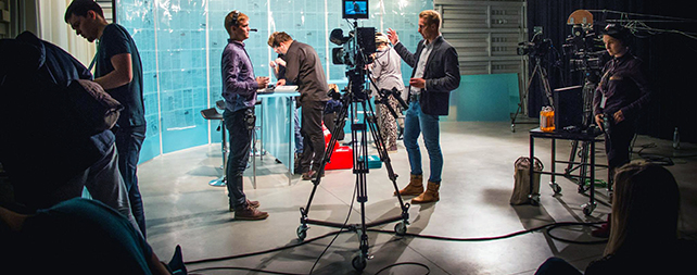 Bachelor's Programme in Crossmedia in Film and Television