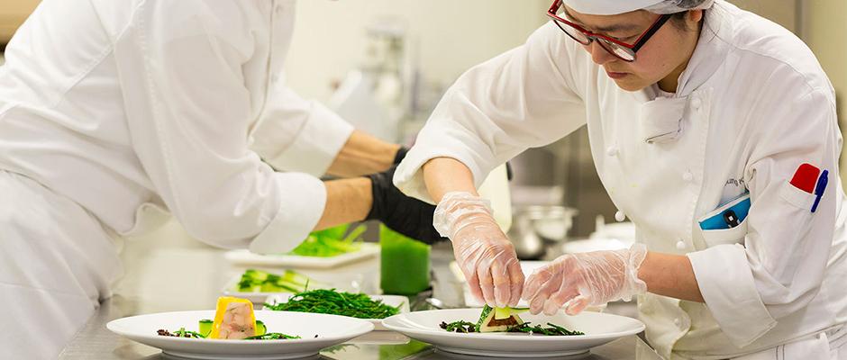 kokkeutdanning i utlandet