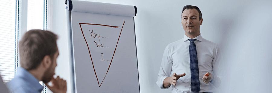 Professionelt salg - grundlæggende salgskursus