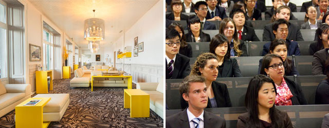 Tag en MSc i International Hospitality Management i Schweiz