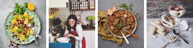 Online matlagningskurs