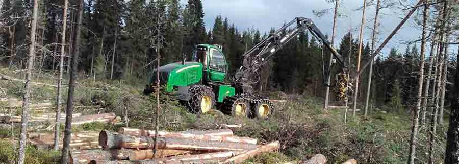 Metsäalan perustutkinto | metsäkoneenkuljettaja | TTS Työtehoseura