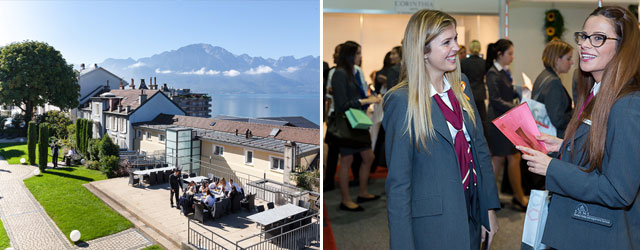 Bliv master of international business ved Hotel Institute of Montreux