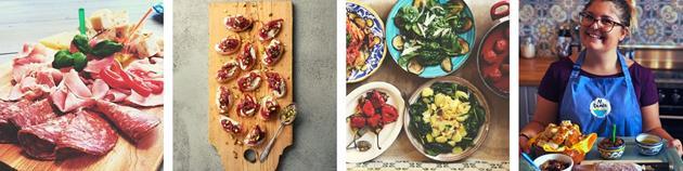 Corona-anpassad matlagningskurs laga mat förrätter smårätter aktivitet stockholm