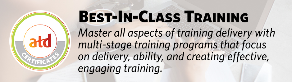 ATD Master Trainer™ Program - On-site