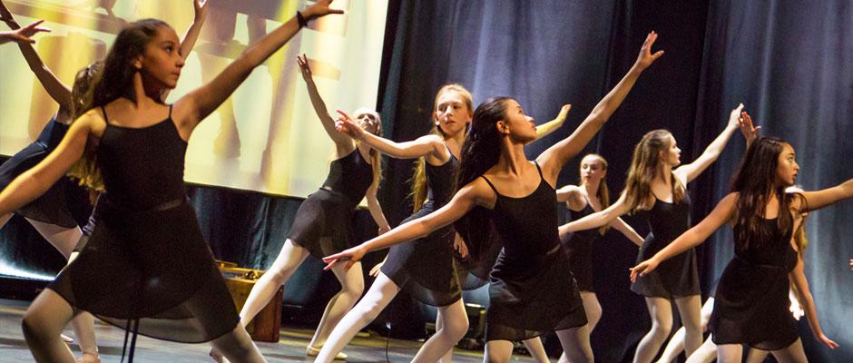 Dansa balett på Marikas Dans och Modestudio