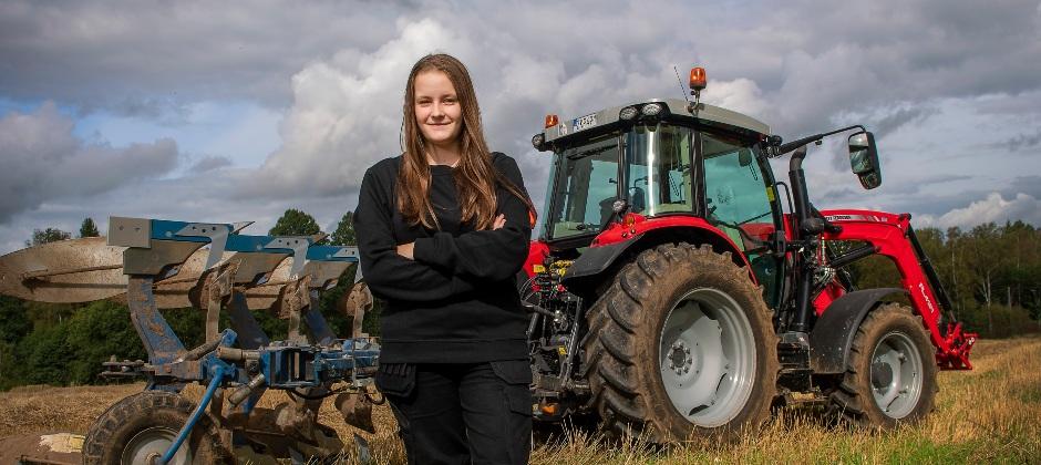 Naturbruksprogrammet, Lantbruk Djurskötare / Lantbruk Maskinförare