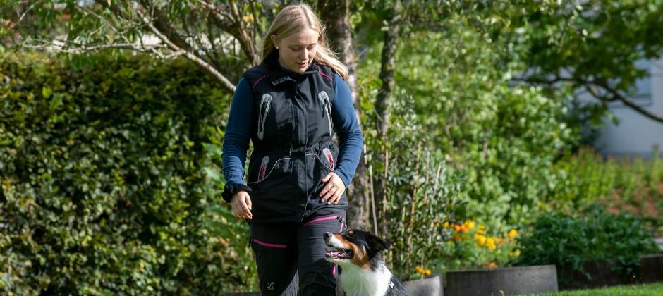 Naturbruksprogrammet, Djur: Hundförare/Hundskötare